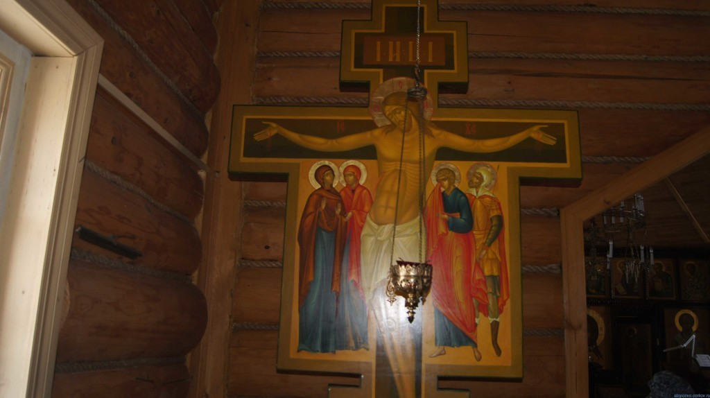 Божественная литургия Атепцево